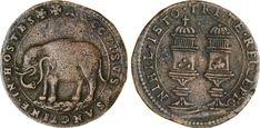 NumisBids: Numismatica Varesi s.a.s. Auction 65, Lot 413 : MANTOVA - VINCENZO II GONZAGA (1627) Soldo s.d. D/ Due Pissidi R/...