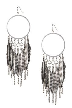 Heaven Earrings by Boho & Bourbon on @HauteLook