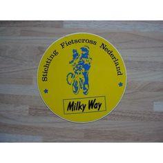 Milky Way fietscross Nederland