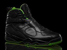 b97c2bd2c660fb Air Jordan 3 Black Neon Green Collection