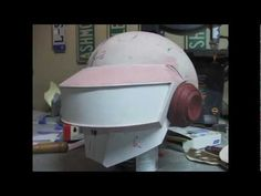 DIY Daft Punk Helmet