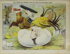 Illustrations And Posters, Rooster, Painting, Animals, Art, Magazines, Art Background, Illustrations Posters, Animales