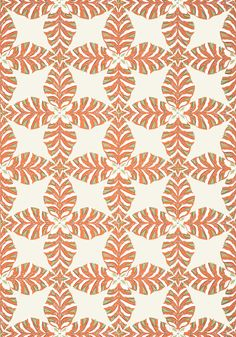 STARLEAF, Orange, T2975, Collection Paramount from Thibaut