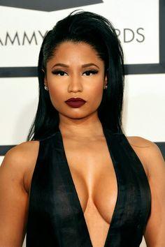 She is beautiful She Was Beautiful, Beautiful Women, Dope Hairstyles, Independent Women, Nicki Minaj, Fashion Boutique, That Look, Make Up, Celebrities