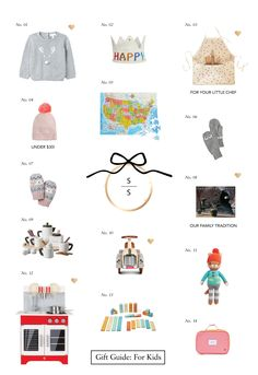 Liz Adams of Sequins & Stripes shares the best gifts to buy for kids this holiday season.