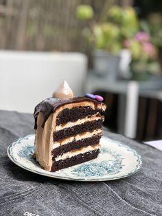 Dessert Drinks, Dessert Recipes, Desserts, Fika, Tiramisu, Tart, Panna Cotta, Sweet Tooth, Ethnic Recipes