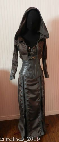 LEGEND OF THE SEEKER CONFESSOR KAHLAN'S COAT/JACKET REPLICA SEASON 2 | eBay