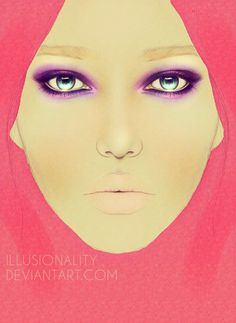 ROMANTICA by illusionality on deviantART #illustration #painting #drawing