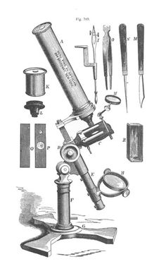 chevalier microscope