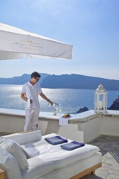Alta Mare by Andronis Santorini Hotel in Oia Santorini Hotels, Santorini Greece, Places To Travel, Travel Destinations, Places To Visit, Dream Vacations, Vacation Spots, Honeymoon Getaways, Spas