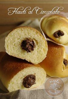 Menta e Cioccolato: Flauti al cioccolato con Yogurt ed Olio d'Oliva...
