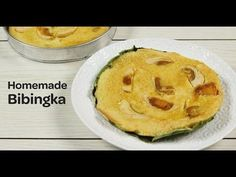 This classic Filipino bibingka recipe only needs a few pantry staples to recreate at home.