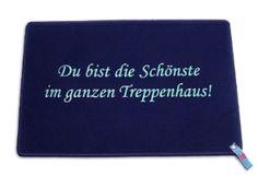 Unsere Bestseller | dreckstückchen.de | Wir gestalten Ihre persönliche Fußmatte | Handgedruckt, individuell, einzigartig