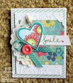 Smile in your Heart - Unity Stamp Co
