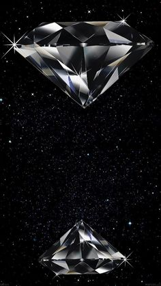 Diamond Wallpaper… By Artist Unknown… - Top-Trends Diamond Wallpaper, Glitter Wallpaper, Wallpaper Backgrounds, Phone Screen Wallpaper, Cellphone Wallpaper, Iphone Wallpaper, Diamond Glitter, Diamond Gemstone, Black Diamond