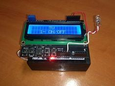 Picture of Arduino All-In-One Remote ---- HEY HEY!!! For more COOL ARDUINO stuff, check out http://appstore/iotmonitor