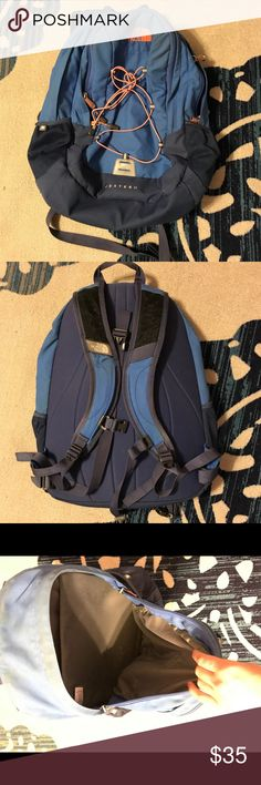 North Face Jester Backpack used for a semester at school, like new condition. all zippers work, no holes. The North Face Bags Backpacks