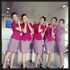 Repost From @lilyzweipin  #chinasouthern #chinasouthernairlines #csair #cabincrew #flightattendant #airlinescrew #airstewardess #aircrew #crewlife #空姐 #乘务员 #南航 #南方航空 #中国南方航空 Tie Up Stories, China Southern Airlines, Airline Cabin Crew, Fly Around The World, Airline Uniforms, Flight Attendant Life, Just Girl Things, Chinese, Business Attire