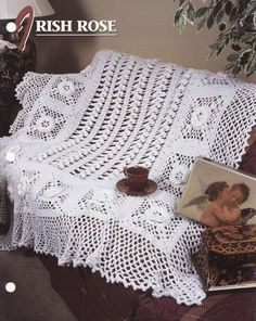 Easy To Crochet Afghan Patterns