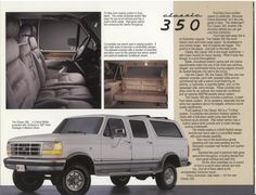 Curbside Classic: Ford Classic 350 – Centurion Vehicles Creates A Frankenstein Suburban Fighter