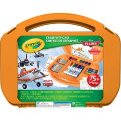 Crayola Creativity Case, Planes