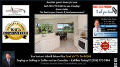 http://ift.tt/2dV8p3b 1083 Augusta Falls Way 3BR  3BA pool home located in the Vineyards  close to beaches and shopping  long lake views and golf course views abound  call Brant Keller at 239-770-5944 for your private showing