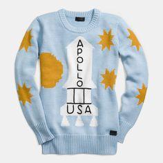 Apollo Crewneck Sweater