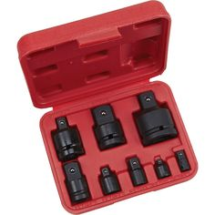 Ironton Impact Adapters - 8-Pc. Set *** Check this awesome product by going to the link at the image.