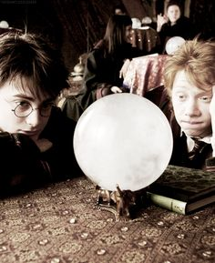 Harry Potter and Ron Weasley, Harry Potter and the Prisoner of Azkaban, 2004