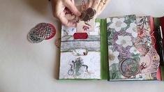 Christmas Correspondence Lap Book