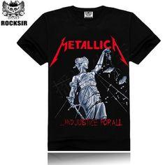 mens fashion Supreme Real Iron Maiden AC DC Metallica The Beatles Nirvana Guns N Roses Rock Black Printed Madrid Men's T Shirt Short Sleeve Click the VISIT button for detailed description on AliExpress website 3d T Shirts, Rock T Shirts, Mens Tee Shirts, Cheap T Shirts, Casual T Shirts, Casual Tops, Band Shirts, Tee Shirt Homme, T Shirt Noir