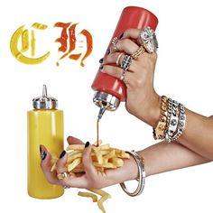 「ketchup n mustard」