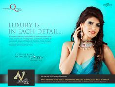 for a jewellery client