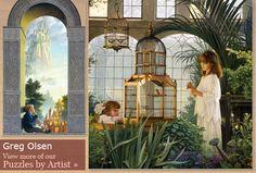 Greg Olsen courtesy of Greg Olsen Art Publishing Inc.