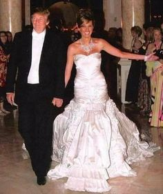 Behati prinsloo wedding dress details marchesa gowns marchesa and celebrity wedding gown melania knauss wedding dress for her marriage to donald trump junglespirit Gallery