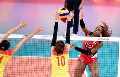 Sexteto de RD apabulla a China 4-0 y suben al 2do lugar en Mundial Sub-23