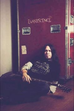 Troy McLawhorn | Evanescence
