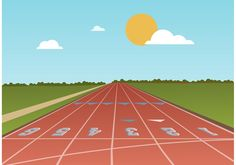 Pictures of running race track distance - Sport Motivation, Fitness Motivation, Track Distance, Running Race, Football Design, Lower Abs, Sport Quotes, Sports Pictures, Inspirational Videos