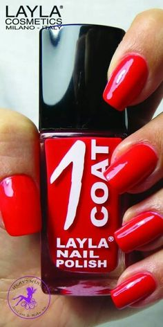 06 RED PASSION www.laylacosmetics.ro
