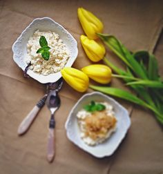 Prawie Perfekcyjna Pani Domu: Waniliowy pudding ryżowy