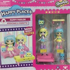 Shopkins Happy endroits Welcome Pack-Pampered poney de bain Rainbow Beach Bunny