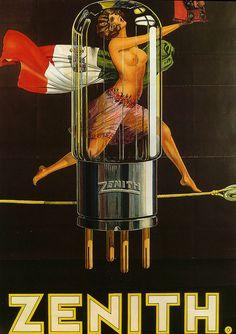 • Zenith Vacuum Tubes