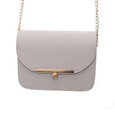 $8.18 (Buy here: https://alitems.com/g/1e8d114494ebda23ff8b16525dc3e8/?i=5&ulp=https%3A%2F%2Fwww.aliexpress.com%2Fitem%2F2016-new-Summer-PU-leather-fashion-Women-bag-Chain-Small-Crossbody-Bag-Brand-Designer-Messenger-Bag%2F32752665624.html ) 2017 new Summer PU leather fashion Women bag Chain Small Crossbody Bag Brand Designer Messenger Bag flap shoulder Bag S-292 for just $8.18