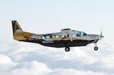 A new engine gives the Cessna Grand Caravan EX workhorse remarkable powers. Cessna Aircraft, Cargo Aircraft, Military Aircraft, Aviation News, Civil Aviation, Aviation Art, Private Pilot, Private Plane, Cessna Caravan