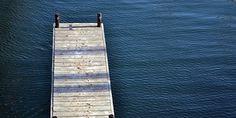 Dock, Water, Toronto, Ontario, Harbour