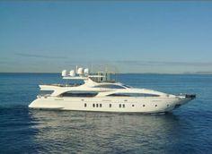 B&C Marine Yachts Azimut 116