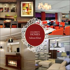 Celebrity Homes: A peek into #SalmanKhan's Cozy Nest! #BestHomes #SaturdaySwag #Interiors #Decor #Furnishings #Homes #Actors #Bollywood #CelebrityHomes