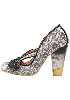 Irregular Choice HELLO HA - High heels - grey - Zalando.co.uk