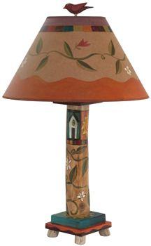 Sticks Log Table Lamp 8417