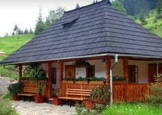 #Casa #traditionala #Putna
